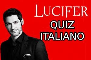 Quiz Lucifer: Quanto ne sai sulla serie tv lucifer?