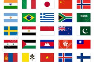 Quiz sulle bandiere