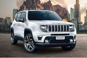Quiz Jeep Renegade – La conosci davvero bene?