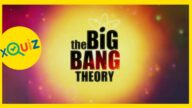 The big bang theroy quiz